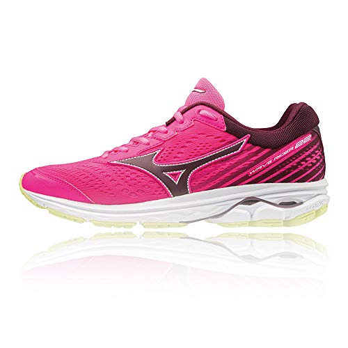 Mizuno Wave Rider 22 Women's Running Shoes - 4 Pink