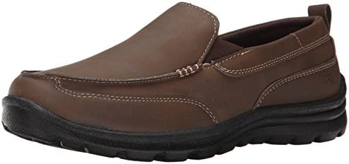 Deer Stags boys Zesty K loafers shoes Brown 2 Little Kid US product image