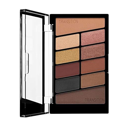 Wet n Wild - Lidschatten Palette Make-up, 10 hochpigmentierte Farben - Mix aus Schimmer + Matt in einer Lidschattenpalette - My Glamour Squad, 1 STK. 5g