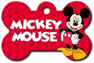 Collection Licensed Personalized Engraved Tags