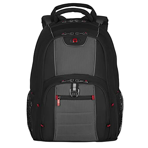 Wenger 600633 PILLAR 16 Inch Laptop Backpack, Triple Protect Compartment with...