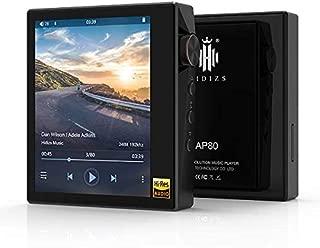 HIDIZS ハイレゾ・デジタルオーディオプレーヤー(ブラック)HIDIZS AP80BK