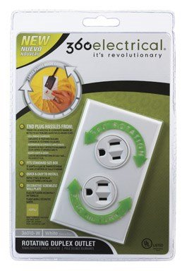 Rotating Duplex Outlet