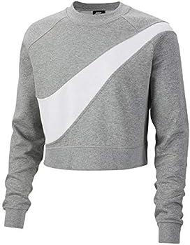 Nike Sportswear Swoosh Fleece Crew Women's Sweatshirt
