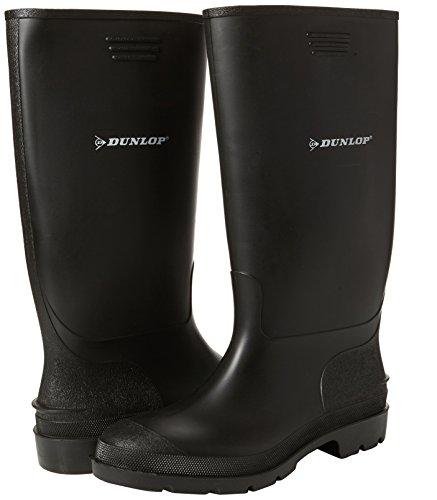 Dunlop Herren Stiefel, Schwarz - 7