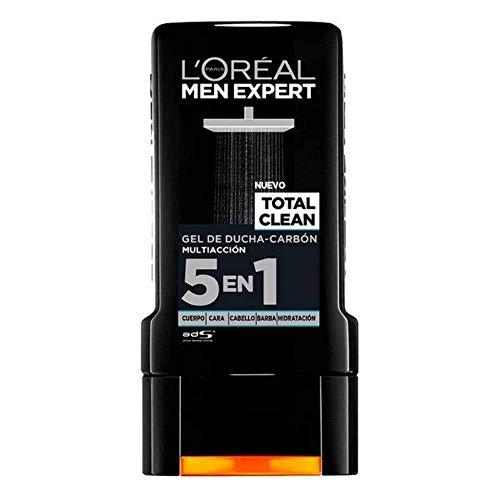 Crema de Ducha Total Clean L\'Oreal Make Up (300 ml)