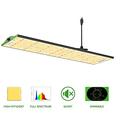 Grow Light, VIPARSPECTRA 2020 Pro Series P4000 LED Grow Light with Upgraded SMD LEDs(Includes IR) and Dimmable Function Full Spectrum Plant Grow Lights for Indoor Plants Seeding Veg and Bloom