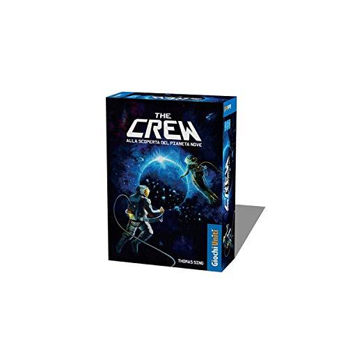 Giochi Uniti GU670 The Crew, Edizione italiana