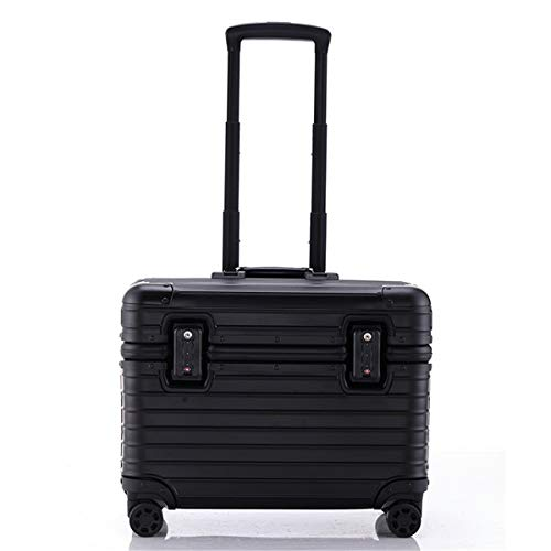 Niet merk Trunk Aluminium Stang Camera Case Bagage Camera Doos Koffer Universele Machine Lange Doos Boarding Password Box, 20, 22inch Trolley Case kofferbak