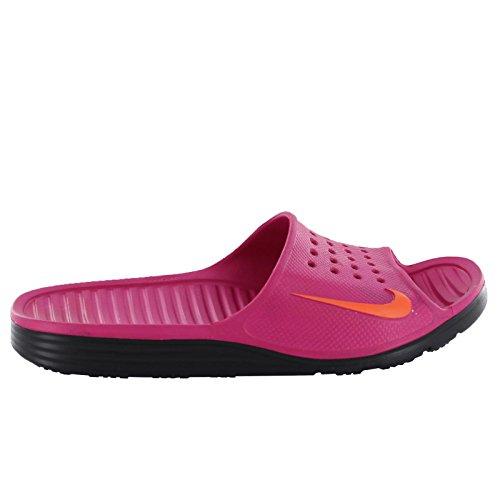 Nike Solarsoft Slide Raspberry Womens Sandals 42 EU