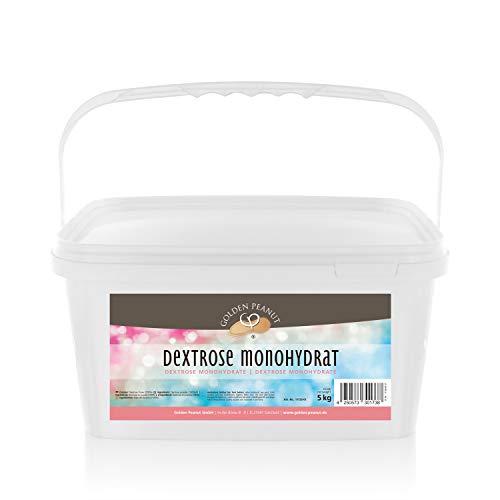 Dextrose monohydrat Traubenzucker 5 kg Energie Zucker