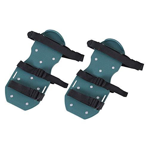 Gazonventilatieschoenen, sandalen voor de tuin, met gespen van nylon en 3 riemen/4 riemen, sandalen, gazonbeluchter voor de ventilatie van je gazon of tuin.