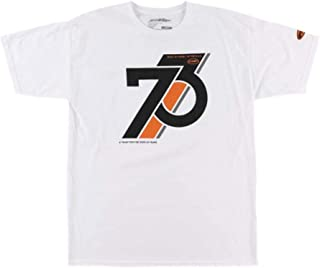FMF Men's Tradition T-Shirt (White, Medium)