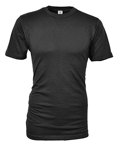 AR TACTICAL GMBH BW Bundeswehr T-Shirt Unterhemd (Schwarz, 8/XXL)