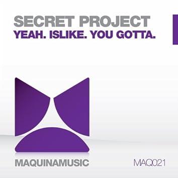 Secret Project EP