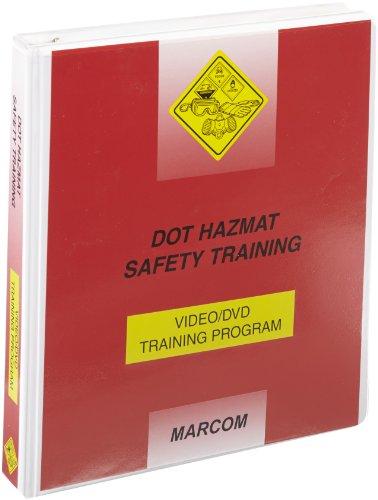 MARCOM DOT Hazmat Safety Training DVD Program