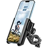 ATV Adjustable- Any Phone or Handlebar,Tool Free Install Universal Cell Phone Holder for Bike Golf Bike Phone Holder MYSBIKER Bike Phone Mount Holder Motorcycle Phone Mount