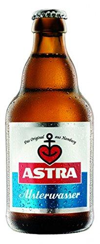 27 Flaschen Astra Alsterwasser Kiezmische a 0,33L Citrus 2,5% vol. Radler inc. 2.16€ MEHRWEG Pfand