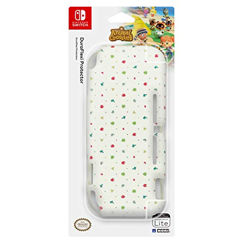 Nintendo Switch Lite DuraFlexi Protector (Animal Crossing: New Horizons) by HORI - Officially Licensed by Nintendo