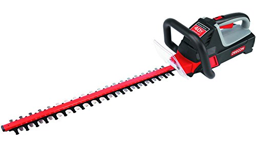 HT275 40V MAX Cordless Hedge Trimmer 24-Inch Blade Kit with 4.0 Ah Battery Pack and Charger