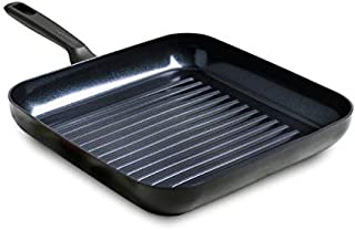 GreenPan Memphis Grill Pan, Black