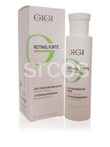 GIGI Retinol Forte Daily Rejuvenation Lotion For Dry Skin 120ml 4fl.oz