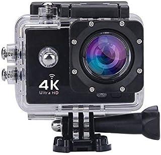 Camera Filmadora Wifi 4k Ultra Hd 16 mp A Prova D agua Acessorios Foto Video (RC439)