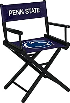 Imperial Officially Licensed NCAA Merchandise  Directors Chair  Short Table Height  Penn State Nittany Lions