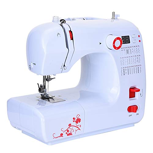 Why Should You Buy Mini Sewing Machine Handheld Portable Sewing Machine Electric Sewing Kit Semi-Aut...