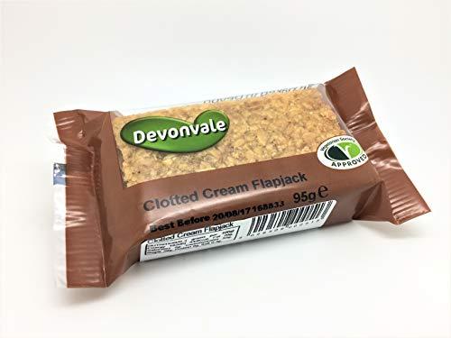 Devonvale Clotted Cream Flapjacks 95g x24
