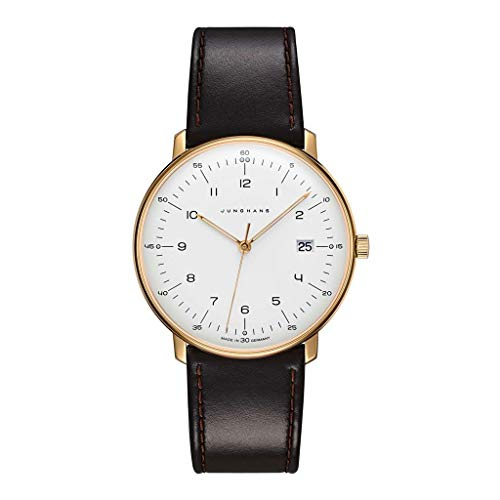 Junghans max Bill Quarz Herrenuhr 041/7872.04