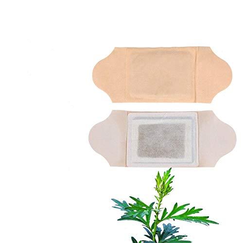 Moxibustion Heat Patch, Menstruationsbeschwerden Schmerzlinderung Heizung Herb Moxa Pflaster Paste Pad Therapie Patch für Schultern Rückenschmerzen Linderung(2#)