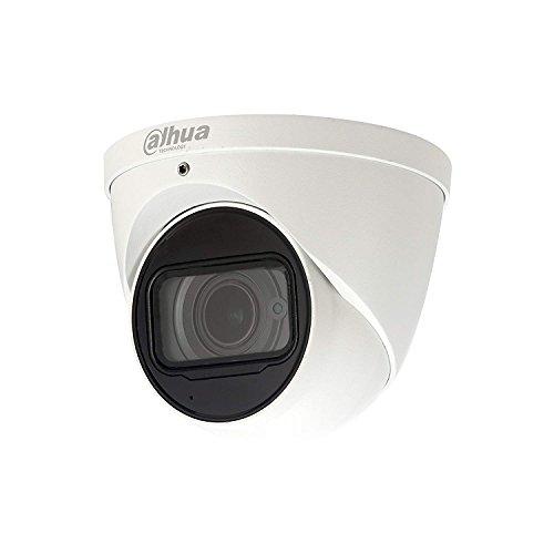 4K Dahua IPC-HDW5831R-ZE 8MP WDR IR Eyeball Network Camera, 2.7mm ~12mm Motorized Lens, Built-in Mic, Original English Version and Upgradable