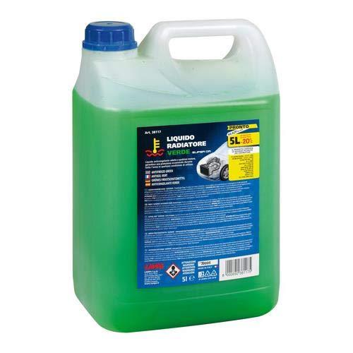 Lampa 38117 Liquido Radiatore, Verde, 5 Litri