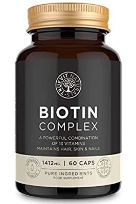 TrueVit Naturals Biotin Supplements by WClub Limited