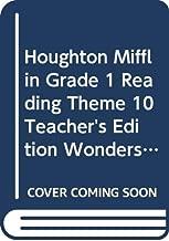Houghton Mifflin, Grade 1, Reading, Theme 10, Teacher's Edition, Wonders, We Can Do It!