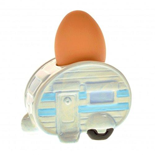 Der Wohnwagen Eierbecher aus Keramik
