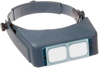 Donegan DA-5 OptiVisor Headband Magnifier 2.5x Magnification 8  Focal Length