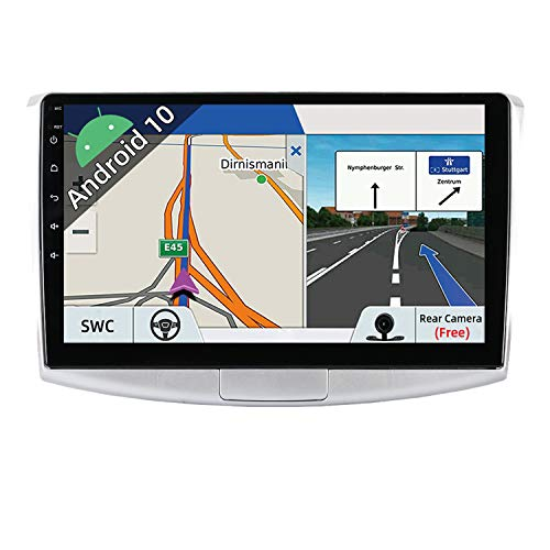 JOYX Android 10 Autoradio Per VW Passat B6 / B7 Magotan / CC (2010-2018) - [2G+32G] - GPS 2 DIN - Telecamera & Canbus Gratuiti - 9 Pollici - Supporto DAB 4G WLAN Bluetooth Carplay Mirrorlink Volante