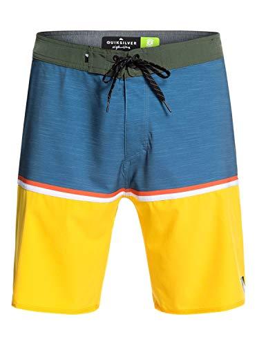 Quiksilver Herren Highline Division 18 Zoll Boardshort, Stellar, 36