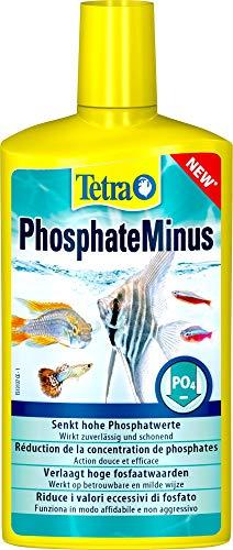 Tetra PhosphateMinus (senkt schonend und zuverlässig den Algennährstoff Phosphat), versch. Größen