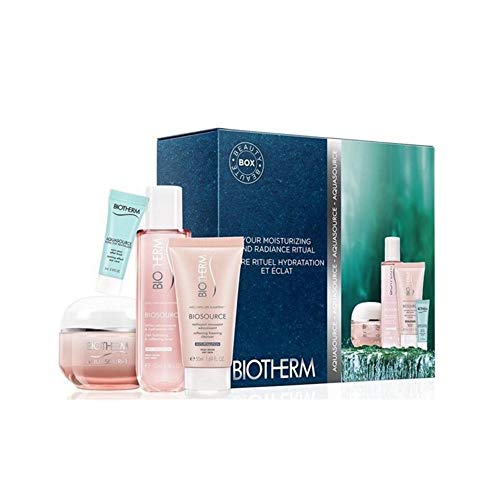 Biotherm, regalo per la cura della pelle, 203 ml.