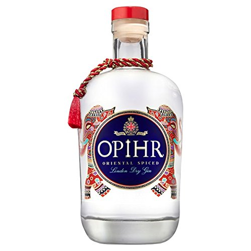 Photo of Opihr Oriental Spiced London Dry Gin 70cl (Pack of 6 x 70cl)