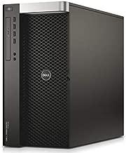 Dell Precision T7610 Desktop Workstation, 1x Intel Xeon E5-2690 V2 3.0GHz 10 Core, 128GB DDR3 RAM, Quadro NVS 300, 800GB SSD, No Operating System (Certified Refurbished)