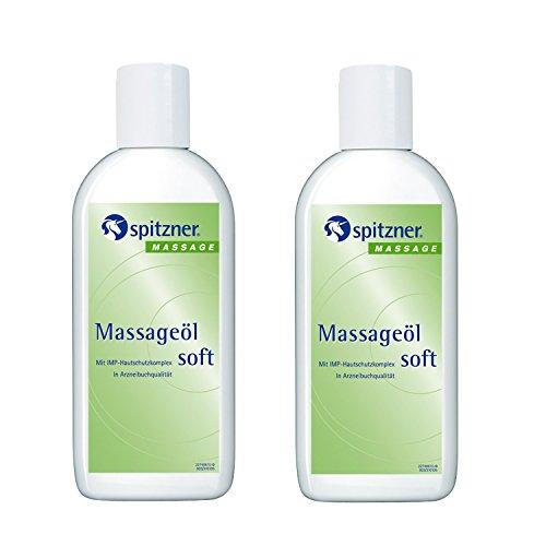 Spitzner Massageöl