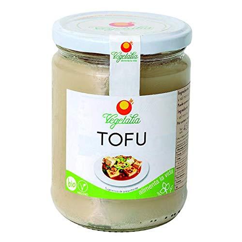 Vegetalia, Conserva de sustituto de carne (Tofu) - 400 gr.