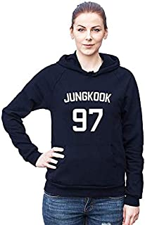 GameReserves for Women K-pop BTS Hoodie| 100% Cotton Hoodie| Sweatshirts for Girls and Women Hoodie