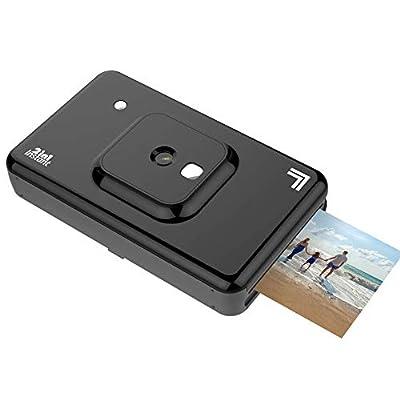 "SHARPER IMAGE Instant Print Camera, 3"" x 3"" Print, 4Pass Tech by SHARPER IMAGE"