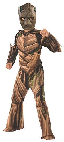 Rubie's Marvel Avengers: Endgame Deluxe Teen Groot Children's Costume, Medium