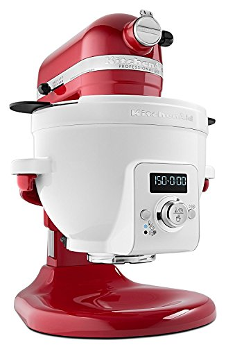 KitchenAid Precise Heat Mixing Bowl For Bowl-Lift Stand Mixers,White